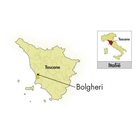2016 Campo alla Sughera Bolgheri Bianco Achenio
