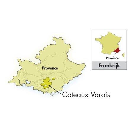 2017 Domaine Saint Ferréol Coteaux Varois and Provence rosé