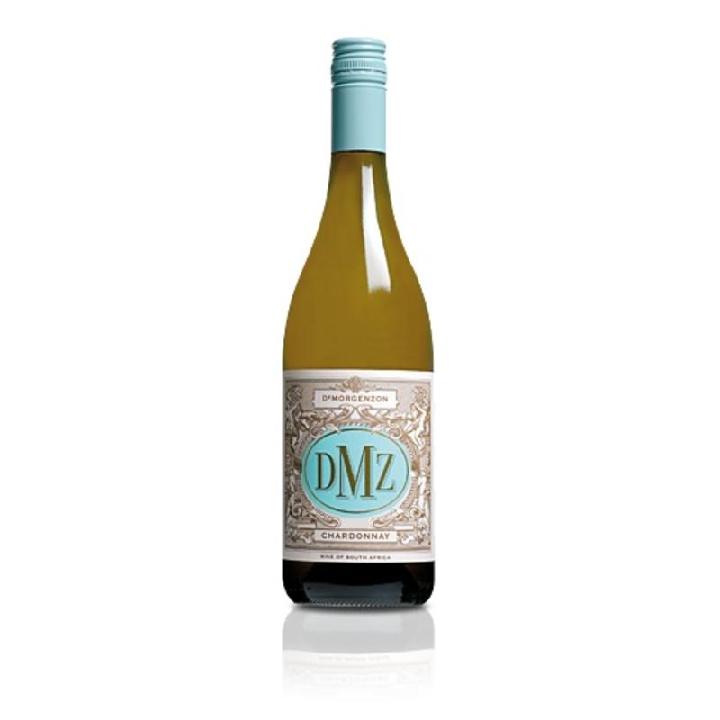 2017 DeMorgenzon DMZ Western-Cape Chardonnay
