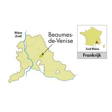 2016 Domaine de Beaumalric Muscat de Beaumes de Venise
