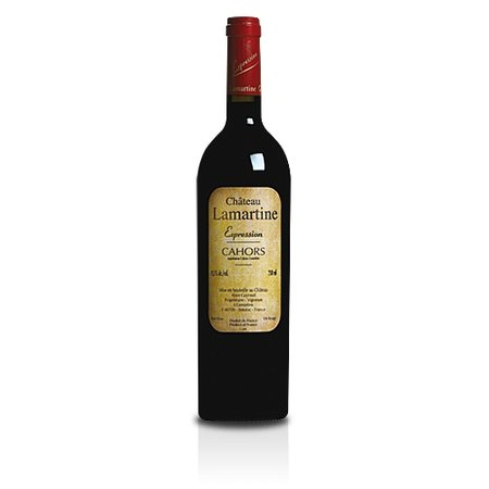 2014 Chateau Lamartine Cahors Expression