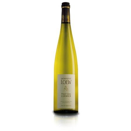 Domaine Loew 2016 Domaine Loew Elzas Pinot Gris Cormier
