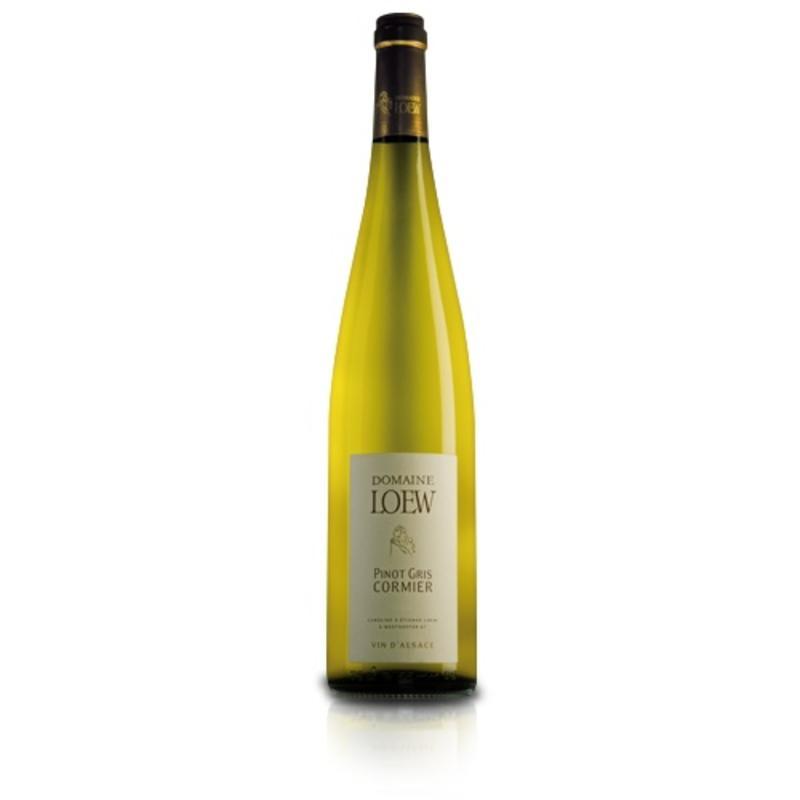 2015 Domaine Loew Alsace Pinot Gris Cormier