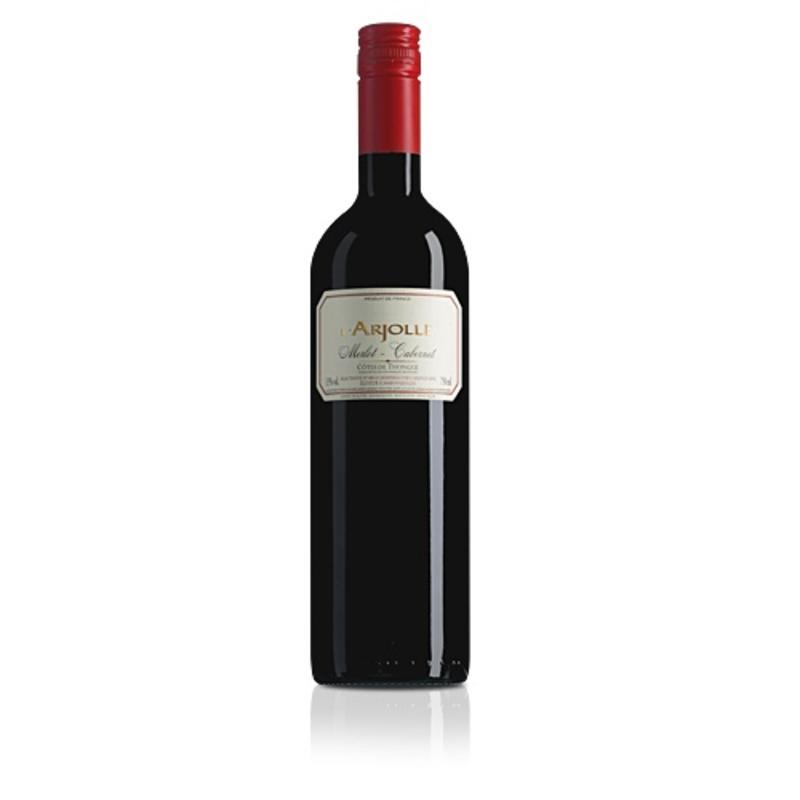 2017 L'Arjolle Côtes de Thongue rood