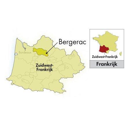 2017 Château de la Jaubertie Bergerac rosé