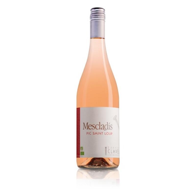 2016/17 Domaine Clavel Pic Saint-Loup Mescladis rosé