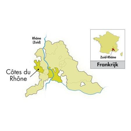 2017 Domaine Alary Principauté d'Orange La Grange Daniel Blanc