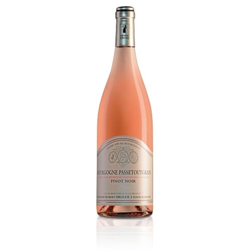 2016 Domaine Robert Sirugue Bourgogne Passetoutgrains roséoutgrains rosé