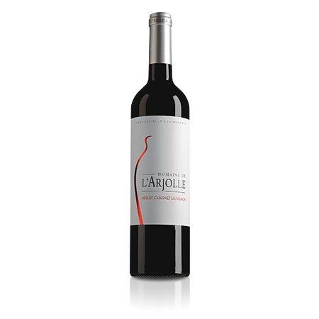 2015 Domaine de l'Arjolle Côtes de Thongue Equilibre Merlot-Cabernet Sauvignon
