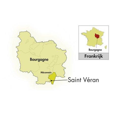 2017 Domaine Saumaize Saint-Véran und Kinderkrippen