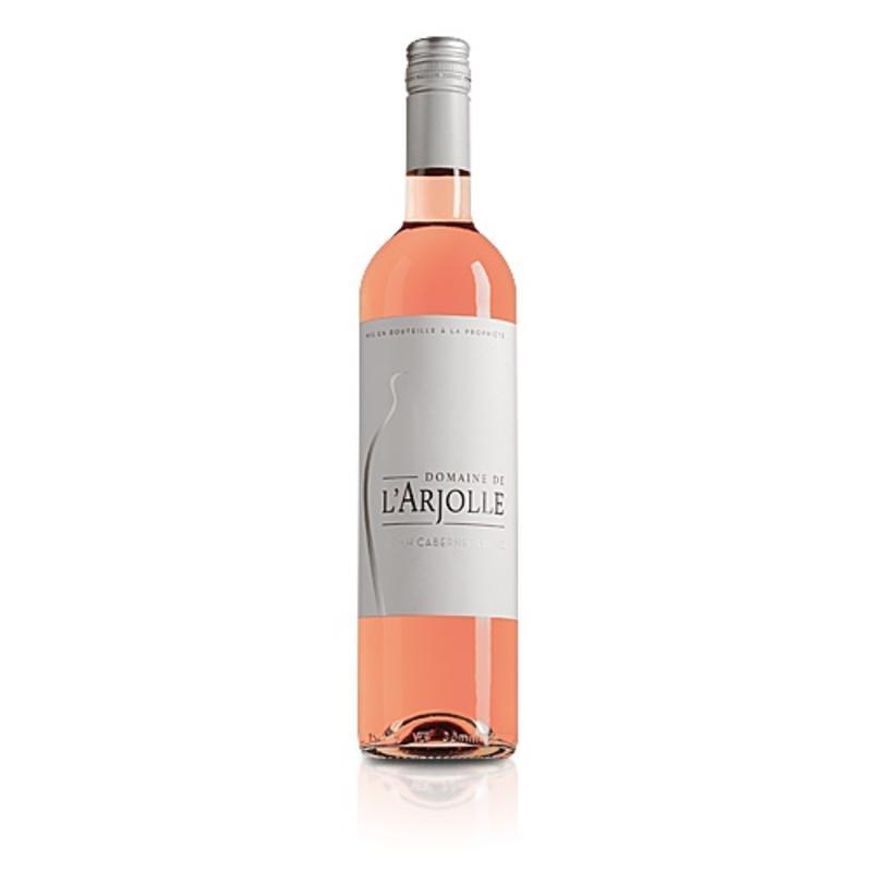 2016 Domaine de l'Arjolle Côtes de Thongue Equilibre Syrah-Cabernet Franc rosé
