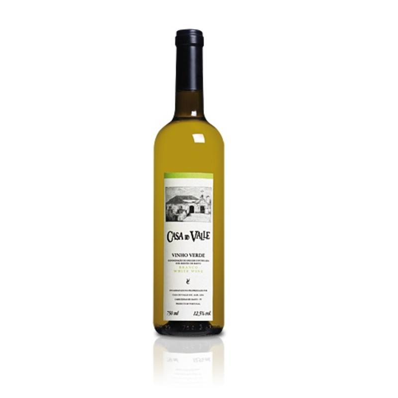 2014 Casa do Valle Vinho Verde Dry