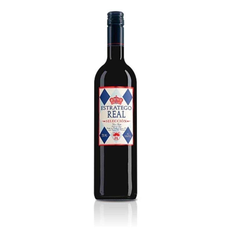 2014 Estratego Real Vino de la Tierra de Castilla Tempranillo