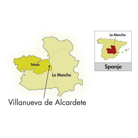 2017 Catanga La Mancha Tempranillo