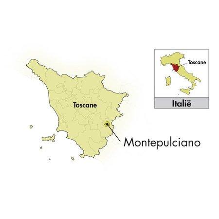 2017 Salcheto Rosso di Montepulciano