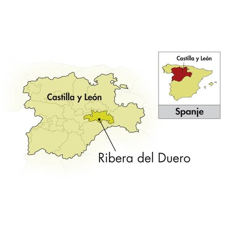 2015 Bodegas Rodero Ribera del Duero Crianza