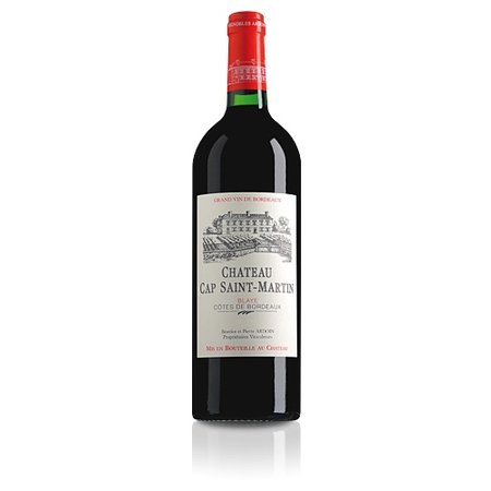 2015 Ch̢ateau Cap Saint Martin Blaye C̫otes de Bordeaux