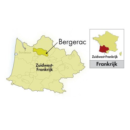 2016 Mirabelle du Château de la Jaubertie Bergerac blanc