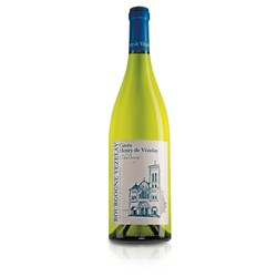 2015 Cuvée Henry de Vézelay Burgundy Chardonnay