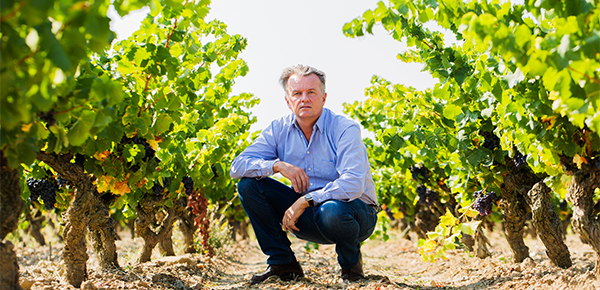 rode wijn bergerac hugh ryman Jaubertie