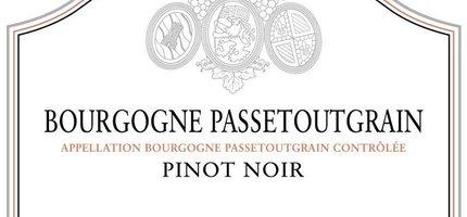 Bourgogne Passetoutgrains Pinot Noir .. Rosé .. Huh?