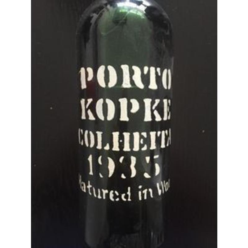 1935 Kopke Colheita Port