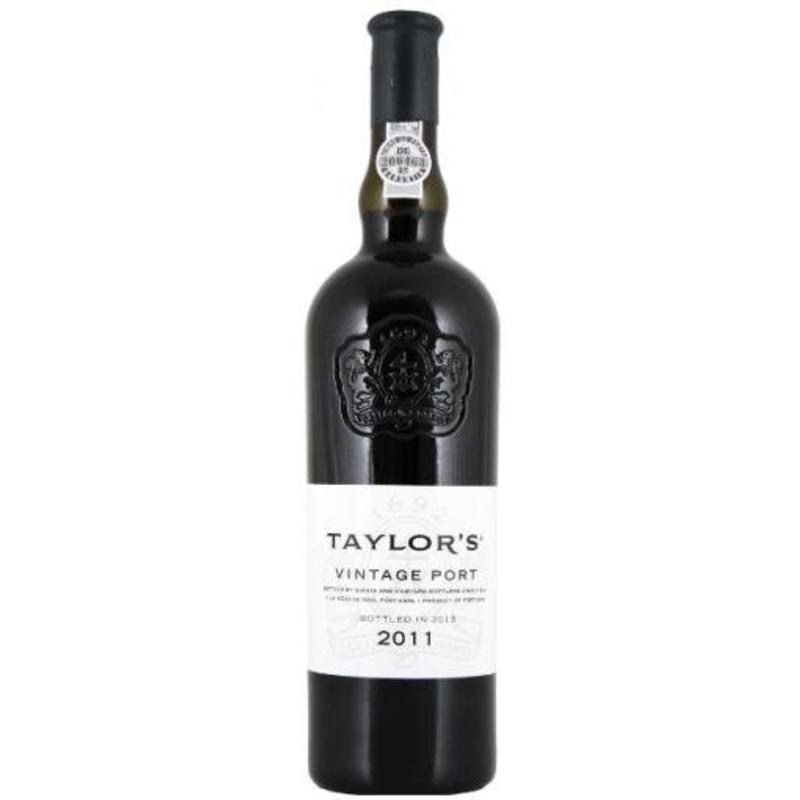 2011 Taylor's Vintage Port