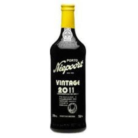 2011 Niepoort Vintage Port  0,375 ltr.