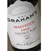 1992 Graham's Malvedos Vintage Port
