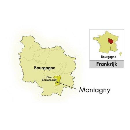 2015 Domaine Berthenet Montagny Platières 1er cru