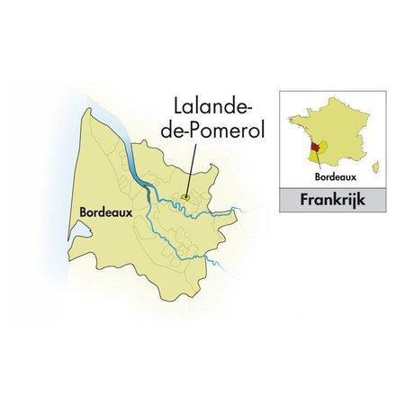 2011 Chateau Ame de Musset Lalande von Pomerol