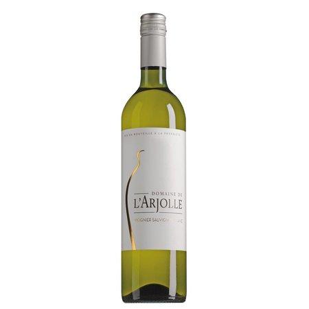 2016 Domaine de l'Arjolle Cotes de Thongue Equilibre Viognier Sauvignon Blanc