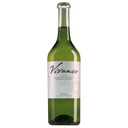 2017 Vivanco Rioja Blanco