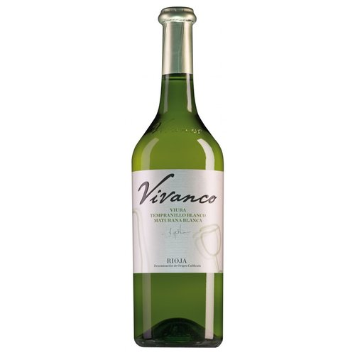 2016 Vivanco Rioja Blanco
