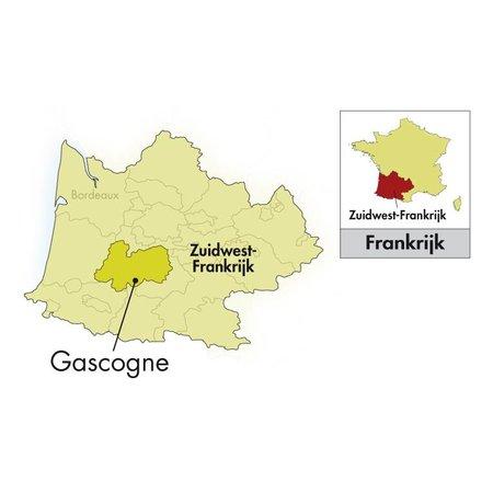 2017 Famille Fezas Gascony Java Blanc