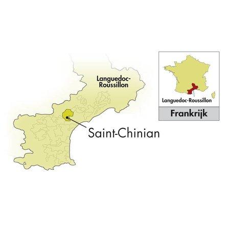 2014/15 Château Gilbert and Gaillard Saint-Chinian Pour Les Amis