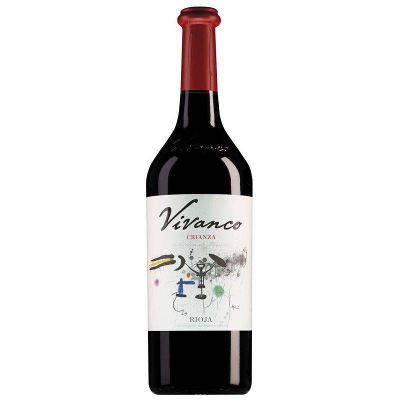 2014 Vivanco Rioja Crianza
