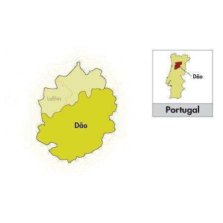 2012 Casa da Passarella Dão O Abanico Reserva