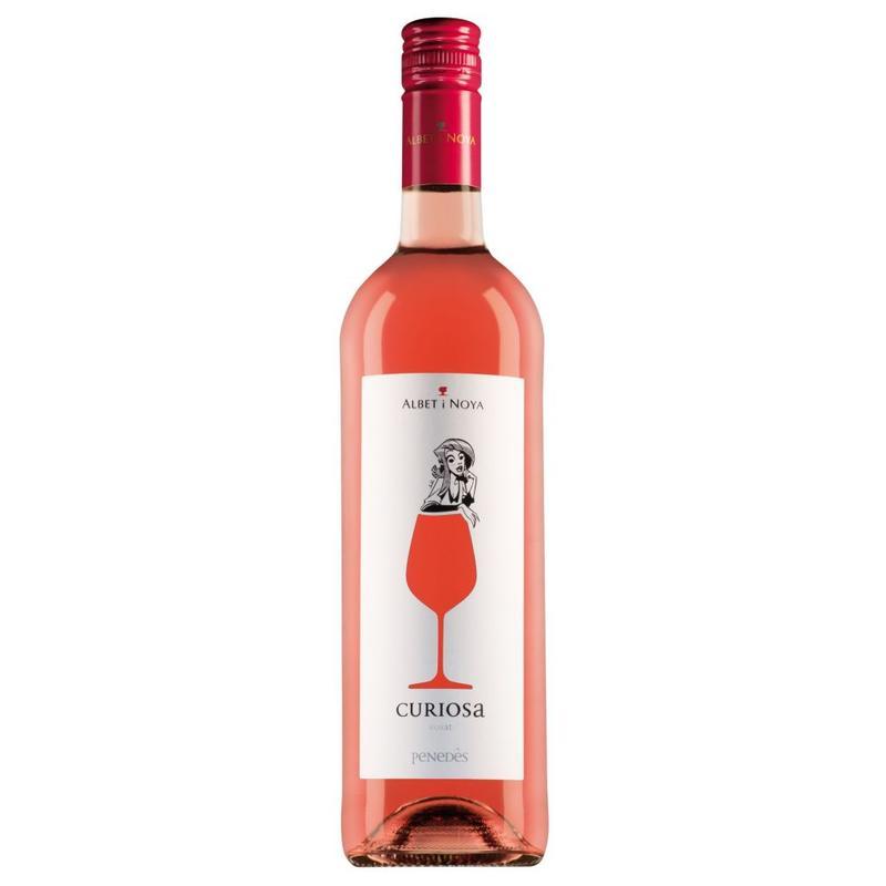2016 Albet i Noya Penedès Curiosa rosado