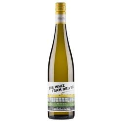 2017 St. John's Road Eden Valley Gee Whiz Tram Driver Traminer-Riesling