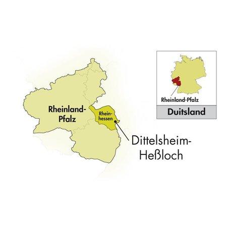 2016 Stefan Winter Rheinhessen Weissburgunder-Chardonnay