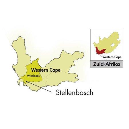 DeMorgenZon  2016 DeMorgenzon Stellenbosch Walvisch Syrah-Mourvèdre-Viognier