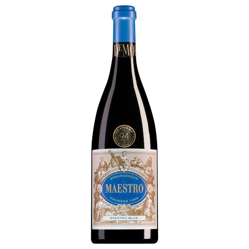 2015 DeMorgenzon Maestro Blue