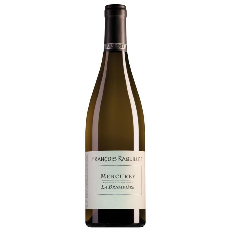 2015 Domaine Raquillet Mercurey Blanc La Brigadière