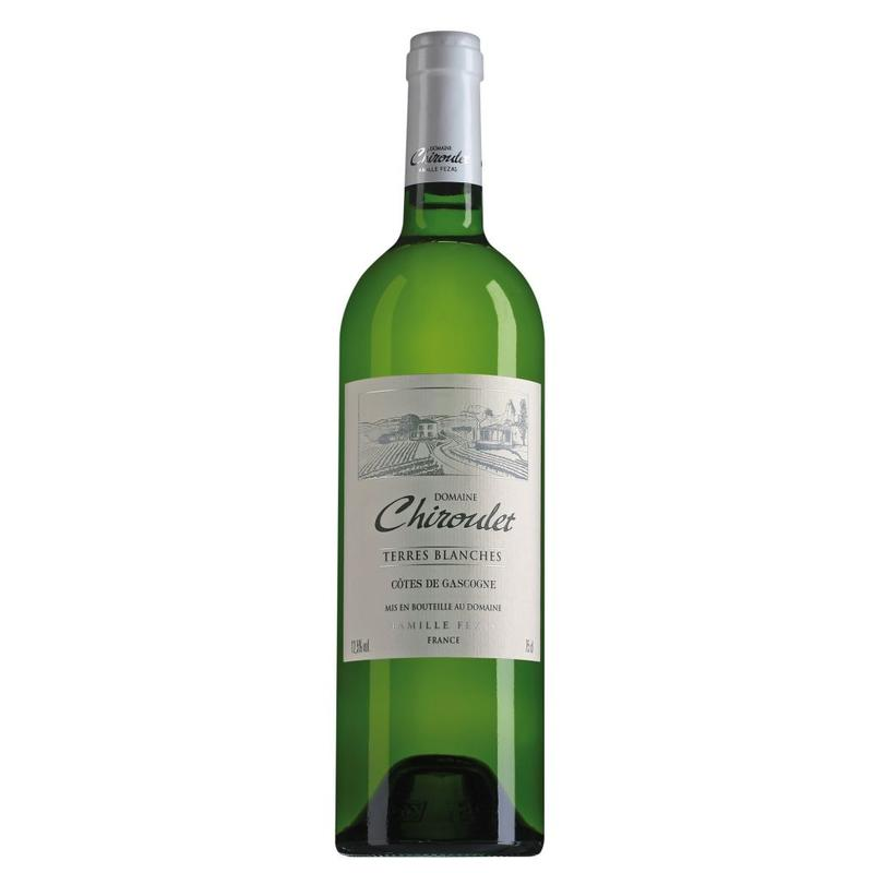 2017 Domaine Chiroulet Gascony Terres Blanches