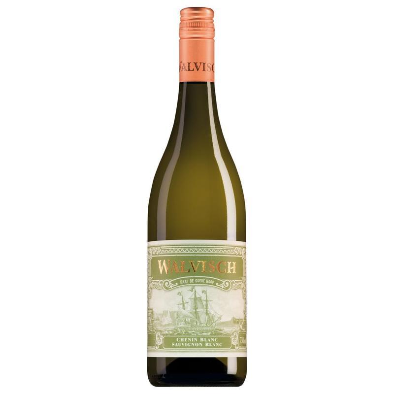 2017 DeMorgenzon Stellenbosch Walvisch Chenin Blanc-Sauvignon Blanc