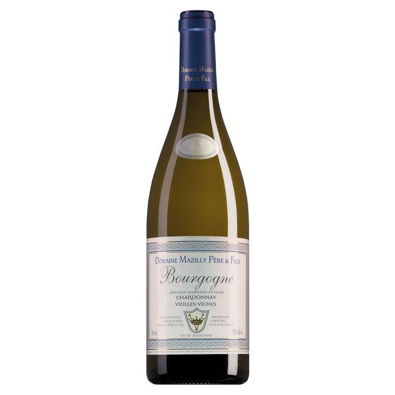 2015 Domaine Mazilly Bourgogne Chardonnay Vieilles Vignes