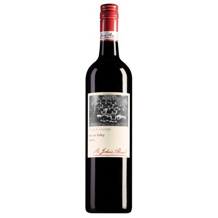 2016 St. John's Road Barossa Valley Blood and Courage Shiraz