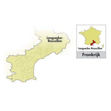 2017 Domaine Coudoulet Pays d'Oc Le Rouge de Fontgaline