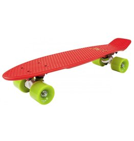 D-STREET Penny Cruiser Red/Green